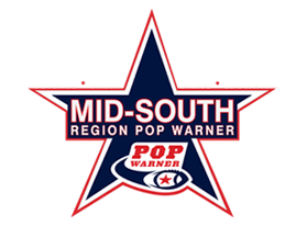 Member of the Mid-South Region of Pop Warner