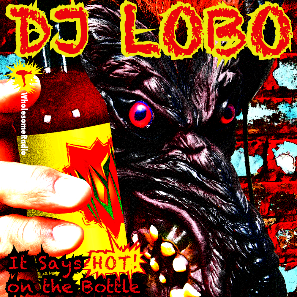 DJ LOBO - It Says HOT! on the Bottle