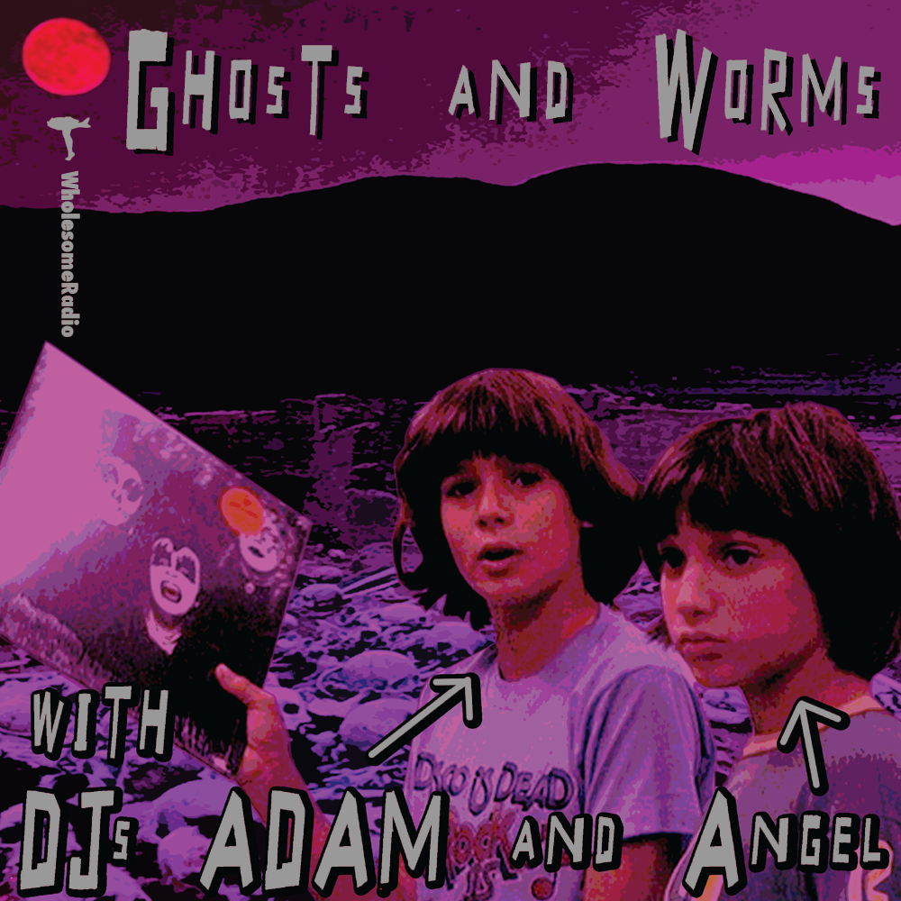DJ'z Adam & Angel - Ghosts & Worms