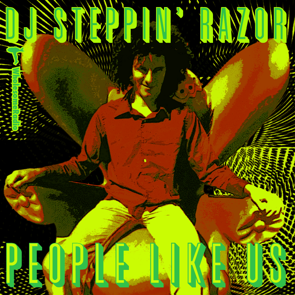DJ Steppin' Razor - People Like Us