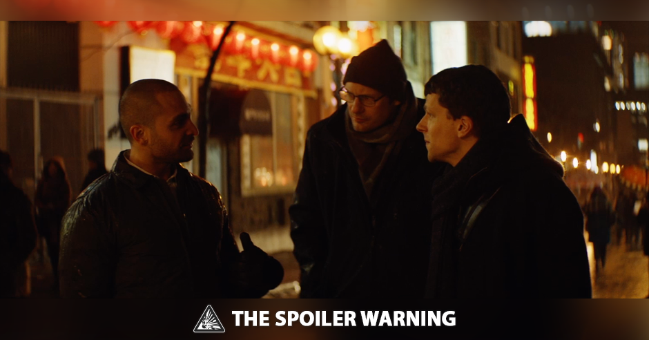 Review 552: The Hummingbird Project — The Spoiler Warning