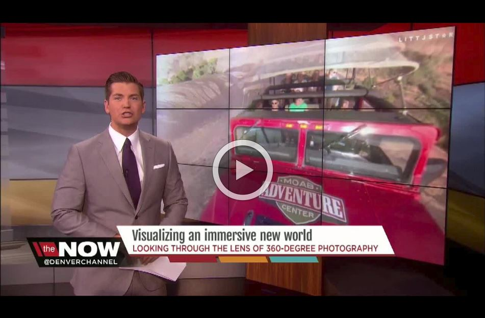 We were recently featured on Denver's Channel 7 News.