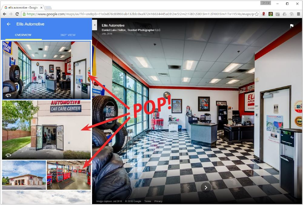 Stand Out in the Google Gallery