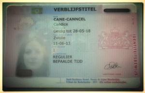 My Dutch Residence Permit