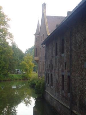 A castle in Limburg.