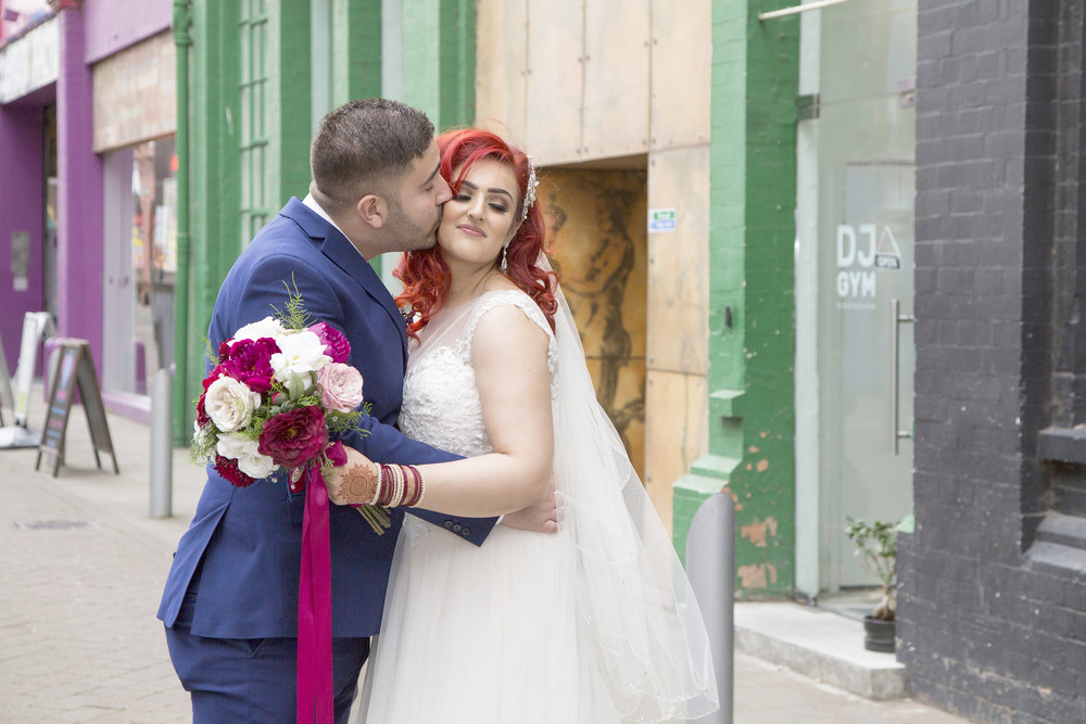 Custard Factory - The Bond Cafe Wedding