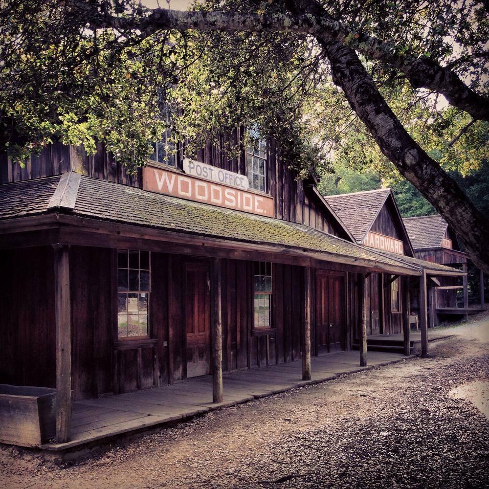 The Woodside Store Woodside, California