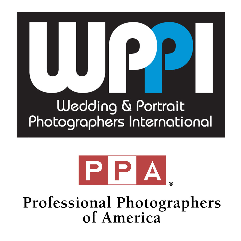 Member of Professional Photographers of America and Wedding and Portrait Photographers International.