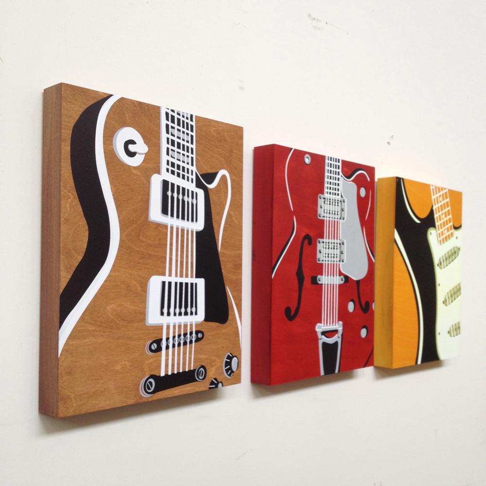 Guitar Set - $267