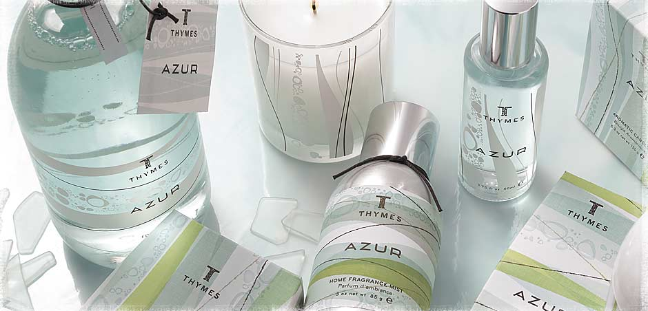 "Mostly C's- You're a beach bum, Azur is for you! ""Based on the scientific fact that our bodies share the same composition of elements as the ocean, Azur® restores with a complex blend of sea herbs, minerals and vitamins. A gentle marine breeze of white tea with accents of white pepper and moist water lily. Glistening above are balmy jasmine blossoms, fruity bergamot and fresh green herbs. A comforting undercurrent of sweet amber, vanilla and crystalline musk adds depth."""