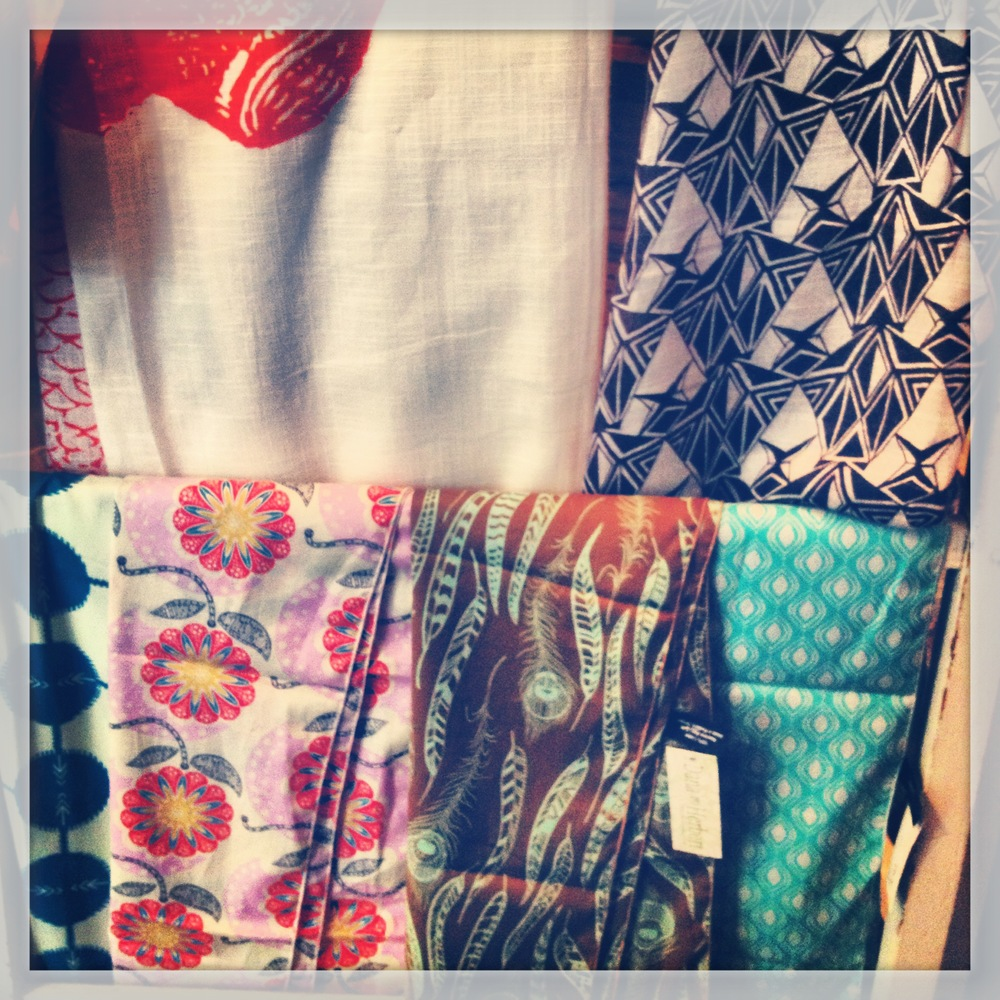 Check out our scarves and select Turkish-T's on sale!