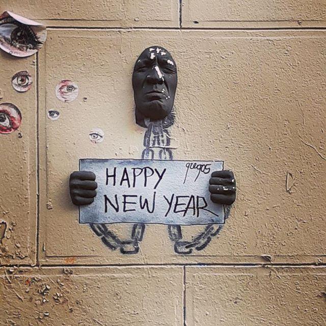 Happy New Year! #bahbye2018 #nye #2019 #champagne #asleepbeforemidnight #colorado #lookingforward