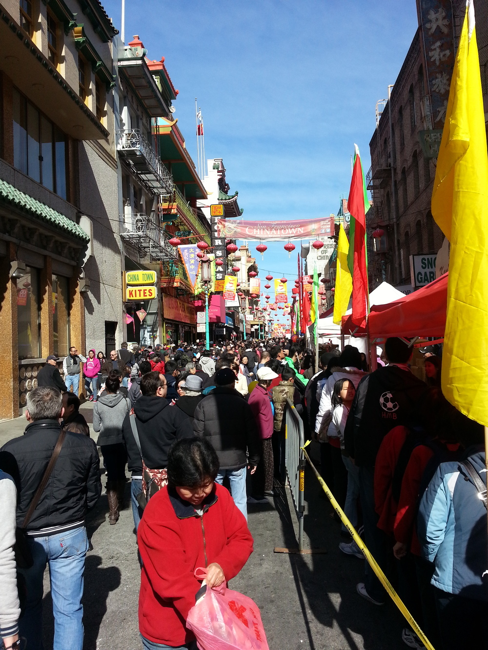 Chinese New Year - San Francisco (update 3)