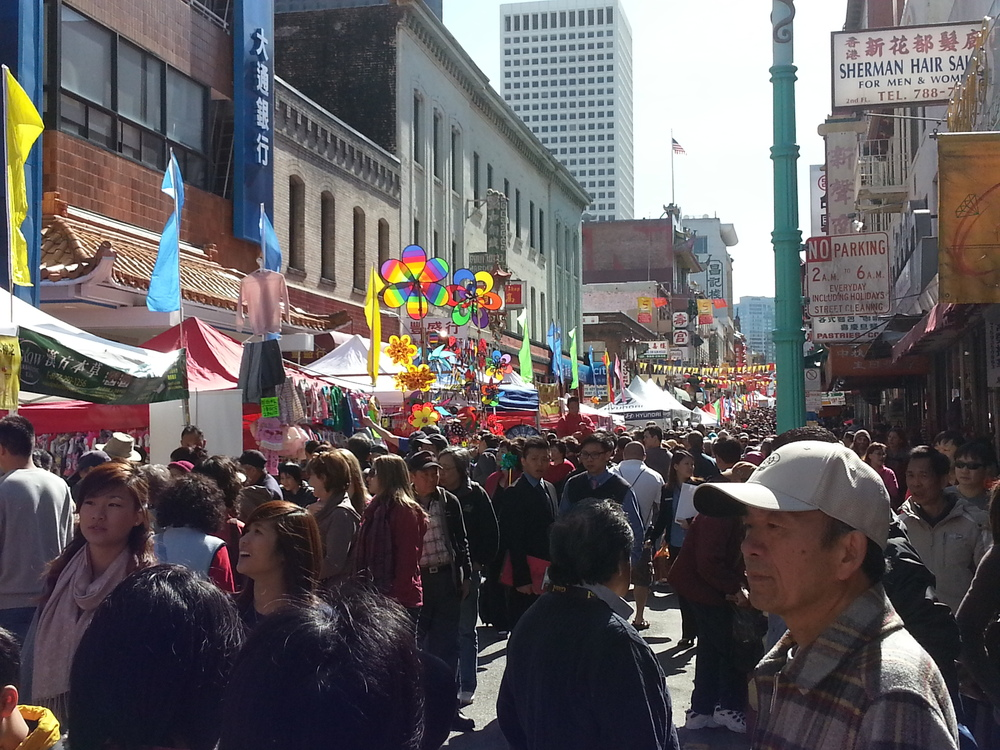 Chinese New Year - San Francisco (update 4)