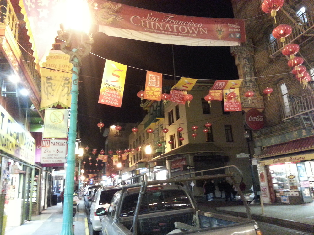 Chinese New Year - San Francisco