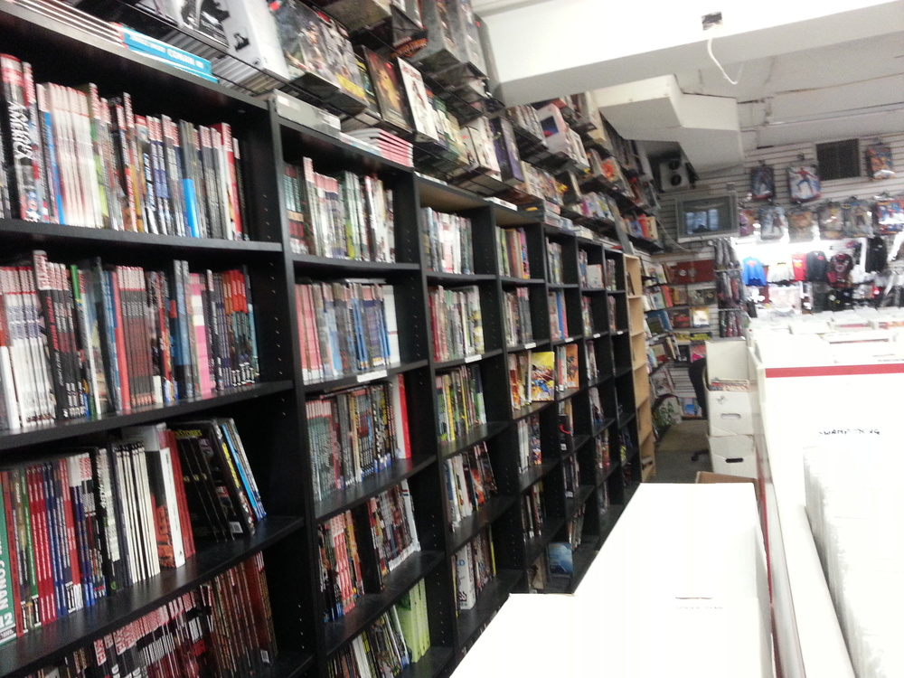 Adventures in Toronto - Comic Book Hunt (One Million Comix)
