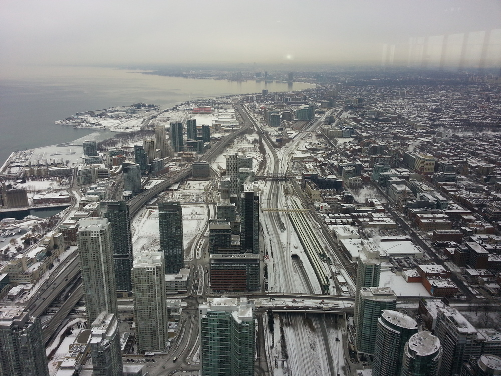Adventures in Toronto – CN Tower