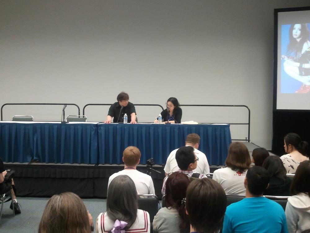 Toshihiro Kawamoto Panel