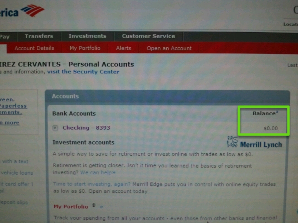 It Is Done. I closed my checking account with the evil empire a.k.a. Bank of America.  I have joined the thousands of citizens declaring that we do not need to support companies that hoard millions of dollars, pay no taxes, raise fees to customers, and plan to fire tens of thousand of their own employees.  Join the fight, you are one of us.