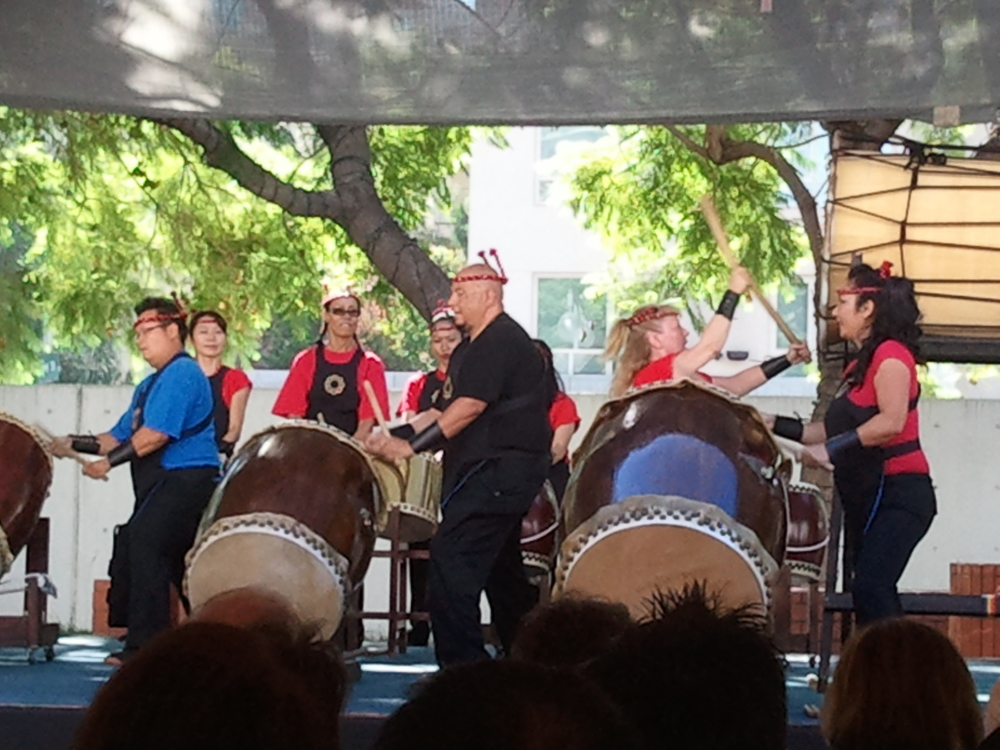 Myo' On Taiko