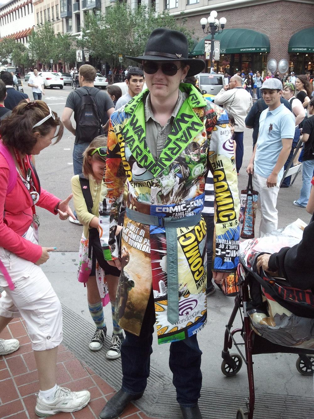 I love Comic Con