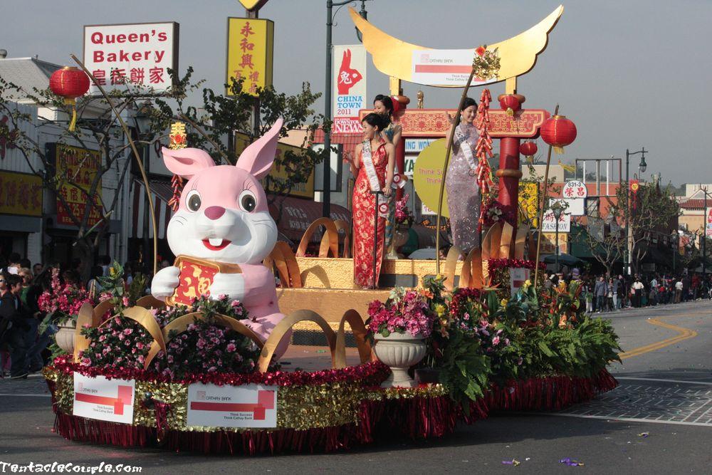 Happy Year of the Rabbit
