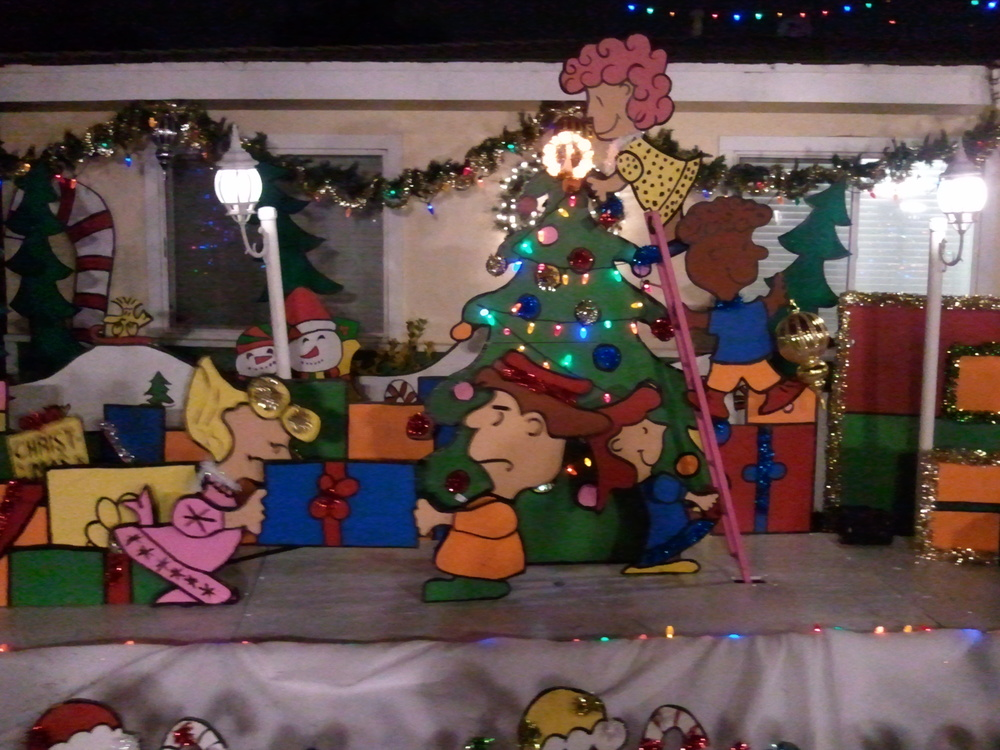 A Charlie Brown Christmas, for real