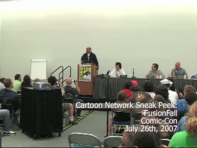 Cartoon Network's Fusion Fall