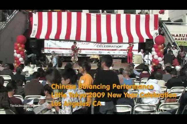 Chinese Balancing Performance