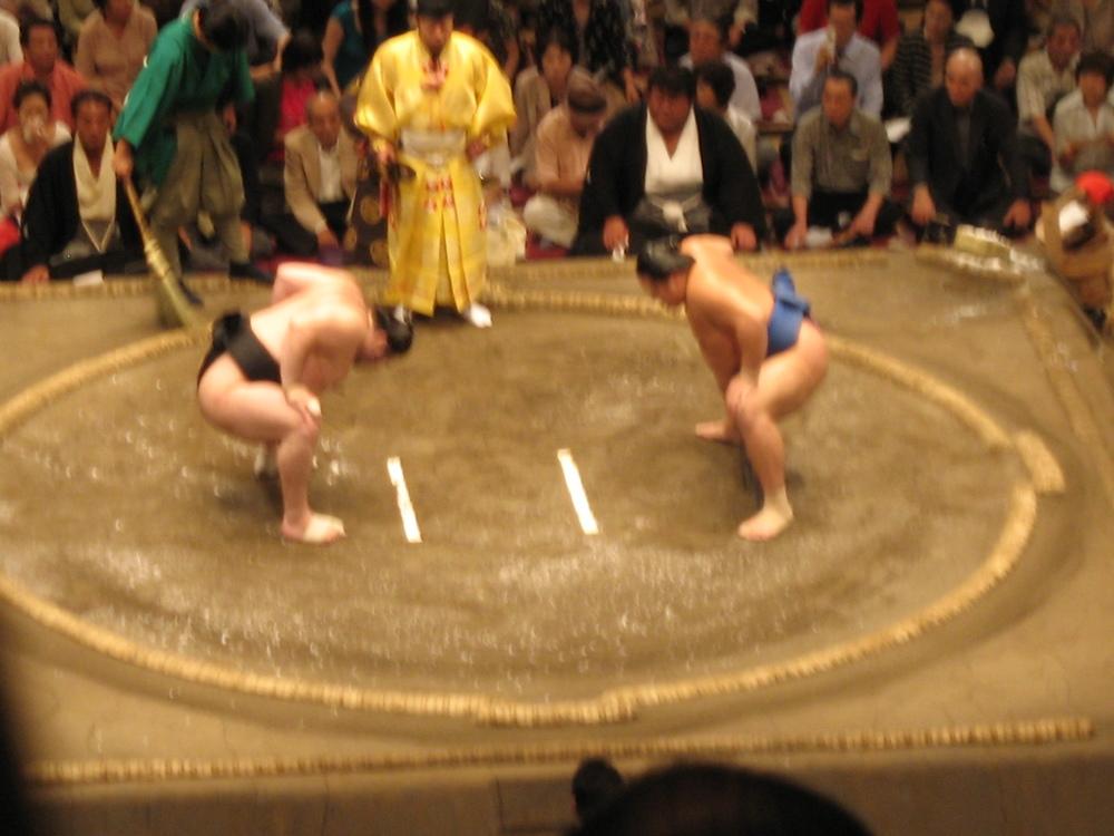 Sumo Tournament