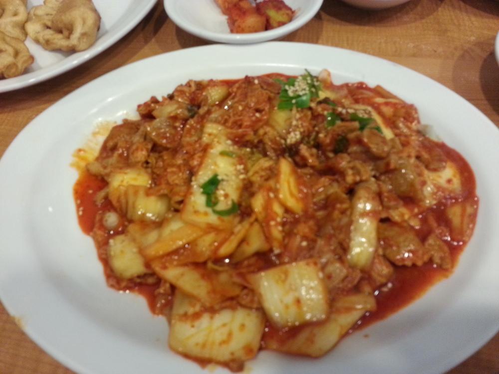 Kim-Chee Pork