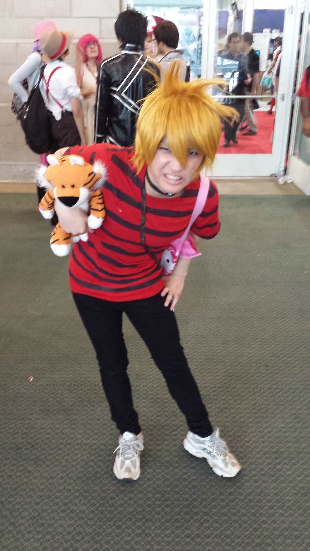AnimeExpo 2013 - Calvin and Hobbes