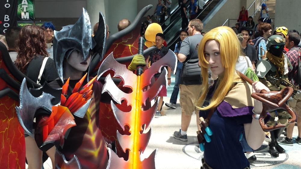 AnimeExpo 2013 - Impressive