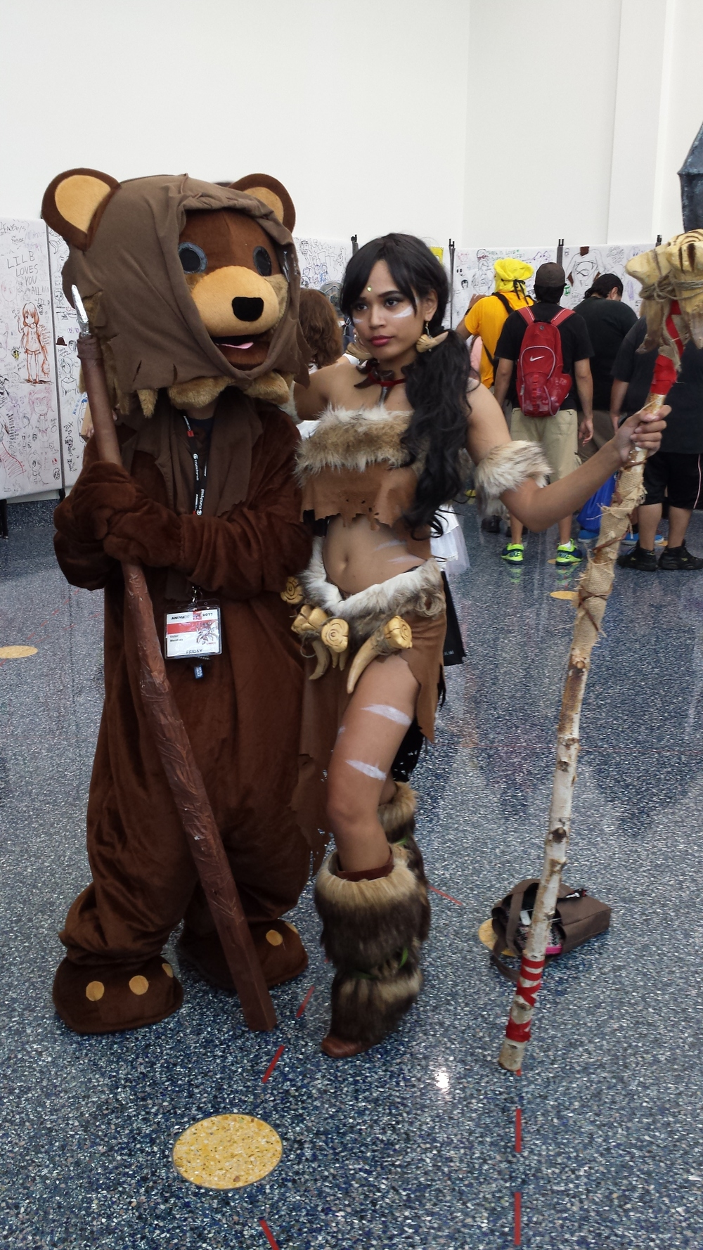 AnimeExpo 2013 - Going native