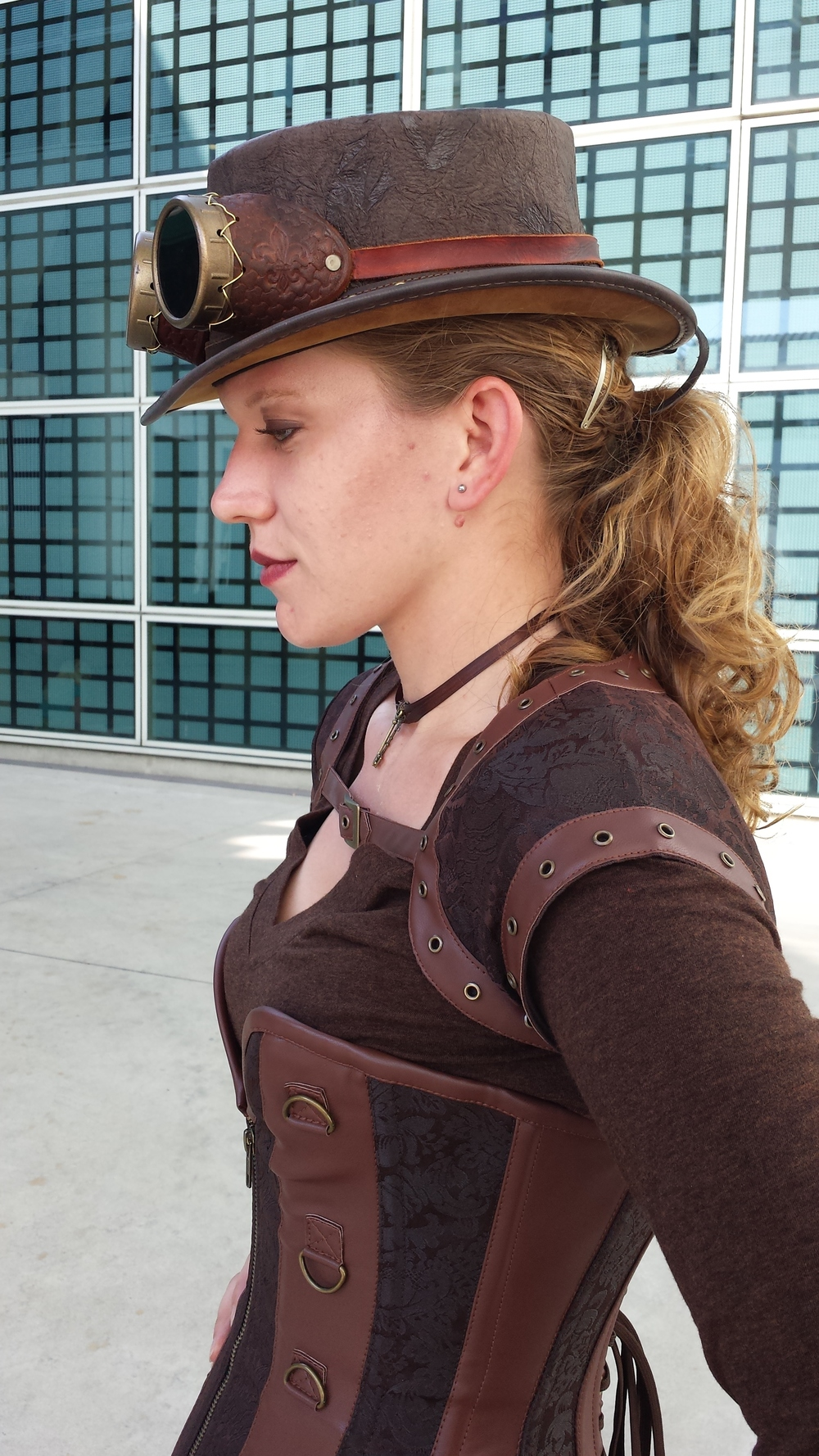 AnimeExpo 2013 - Steampunk