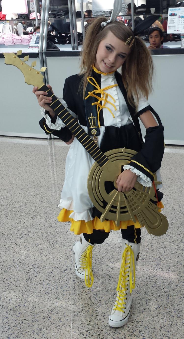AnimeExpo 2013 - Rock On!