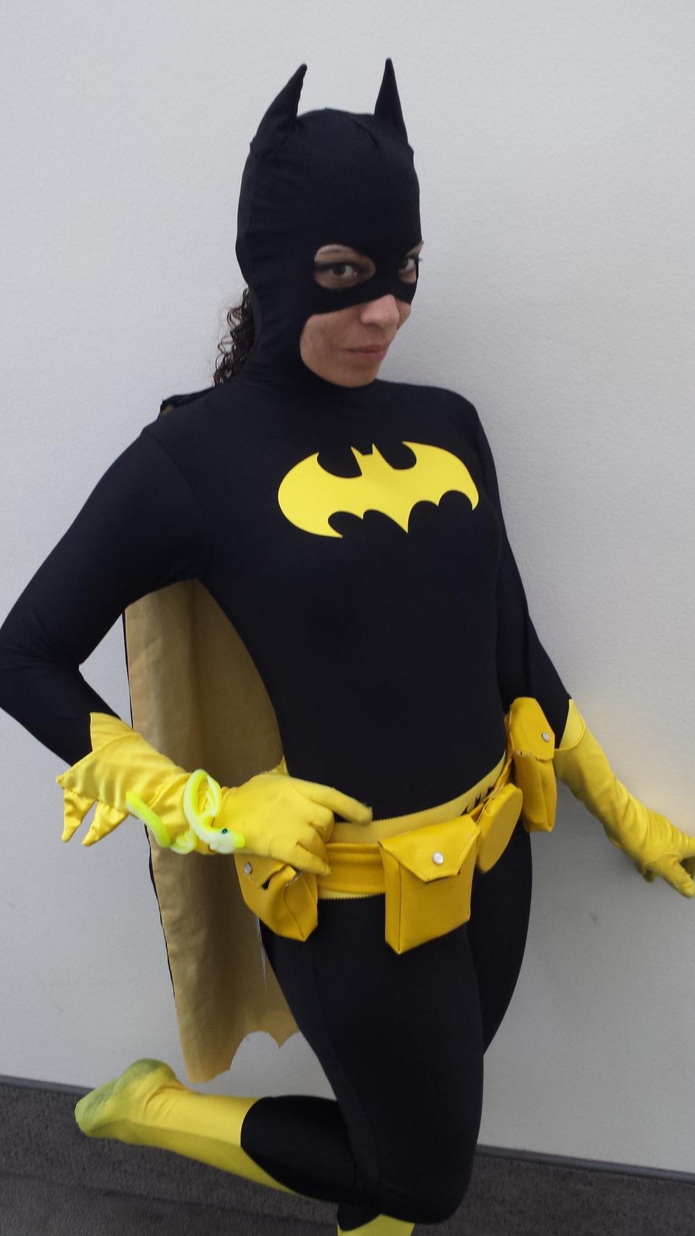AnimeExpo 2013 - Batgirl