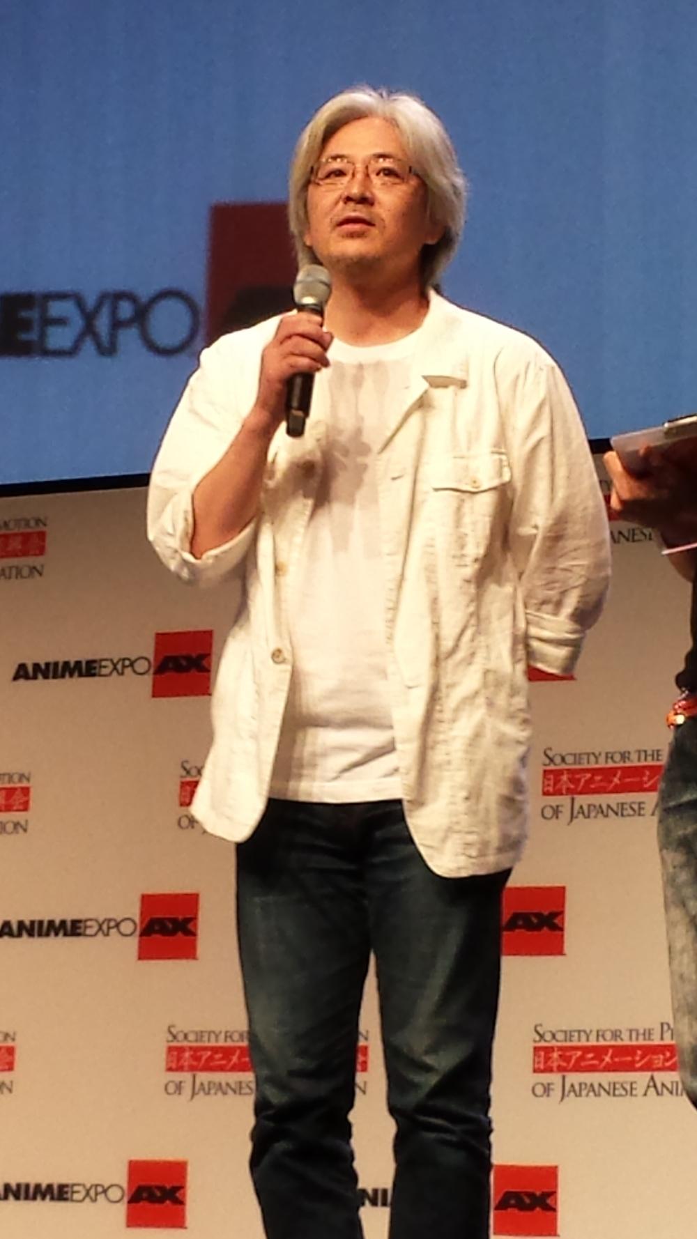 AnimeExpo 2013 - Kazuchika Kise at closing ceremonies  -