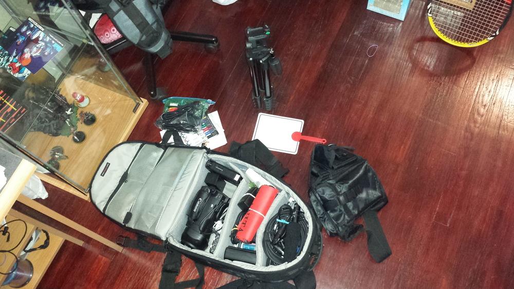 SDCCI 2013 - Equipment check