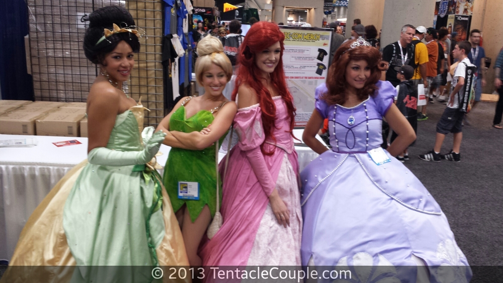 San Diego Comic-Con 2013 - Disney is taking over everything!