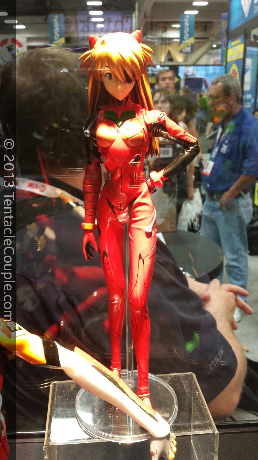 San Diego Comic-Con 2013 - Azuka