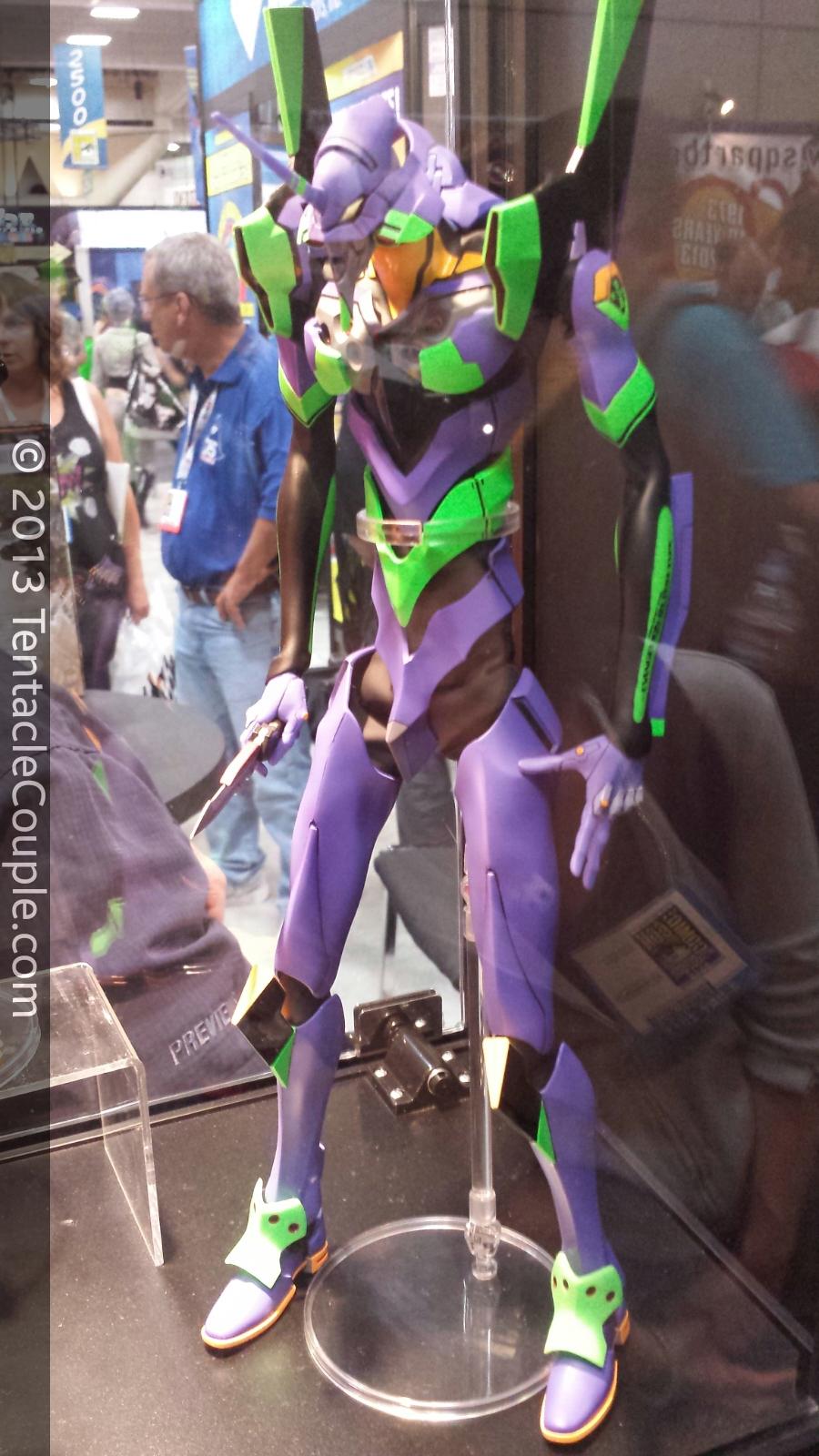 San Diego Comic-Con 2013 - Evangelion Unit 01