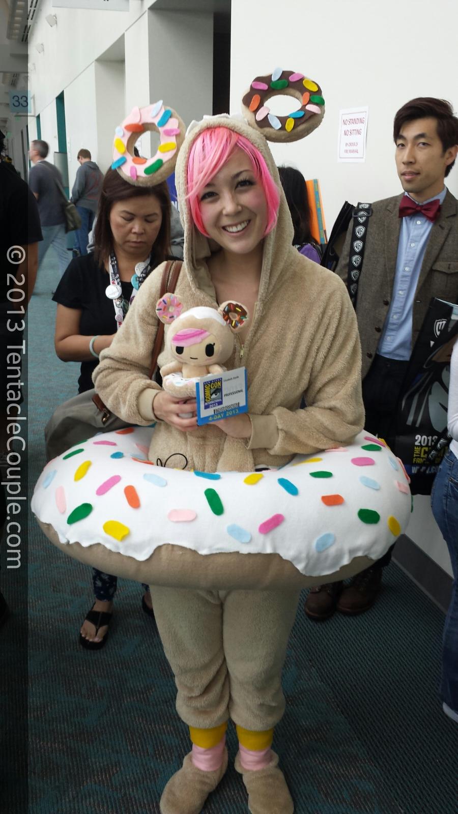 San Diego Comic-Con 2013 - Super Sweet