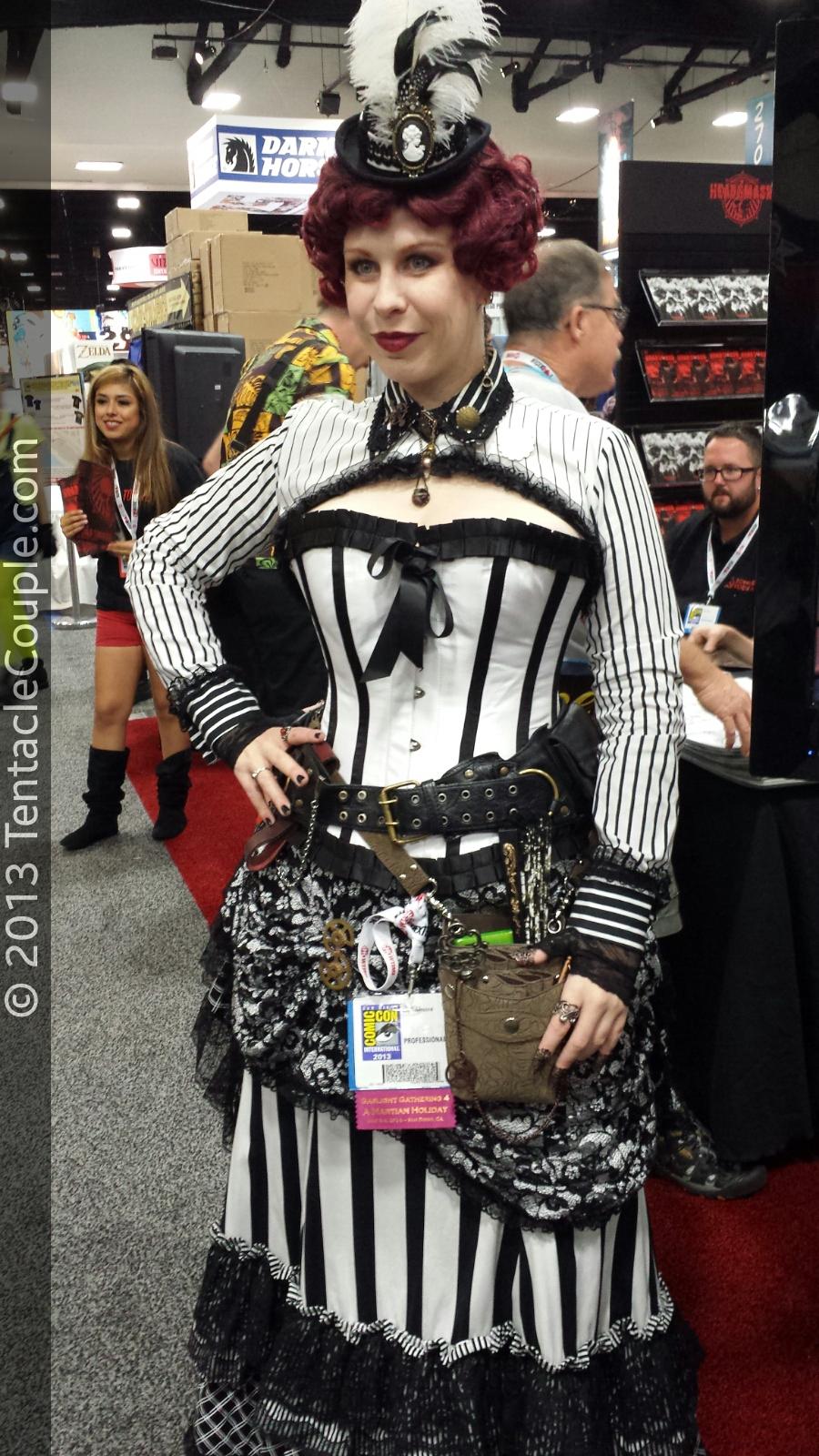 San Diego Comic-Con 2013 - Steampunk