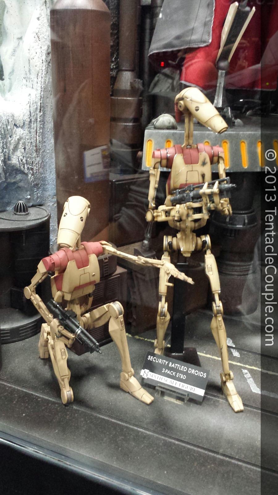San Diego Comic-Con 2013 - Star Wars Driods