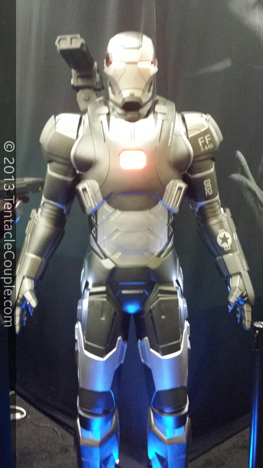San Diego Comic-Con 2013 - Iron Man.