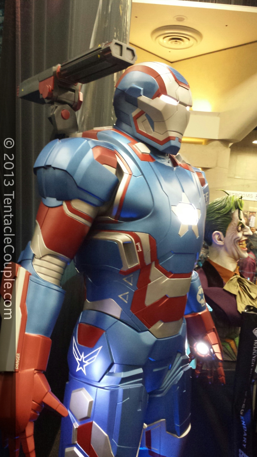 San Diego Comic-Con 2013 - Iron Man