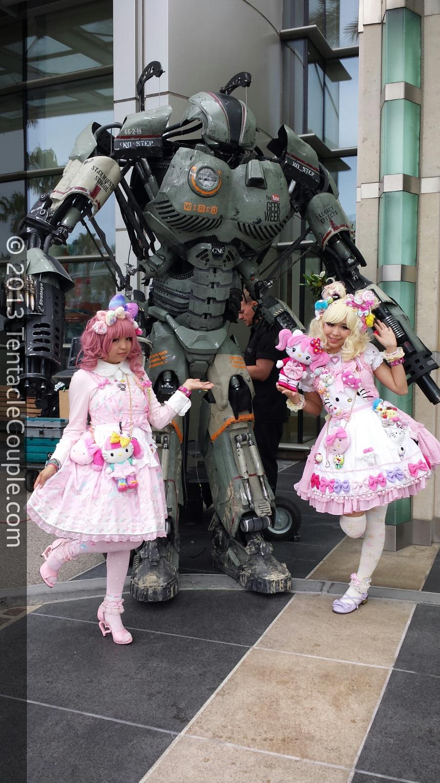 San Diego Comic-Con 2013 - Hello Robot