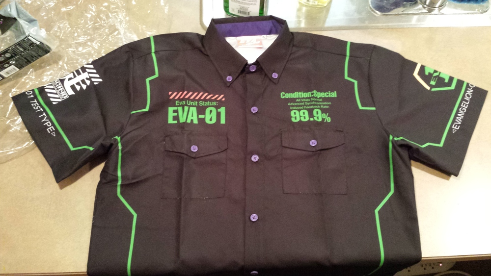 Eva Racing Shirt