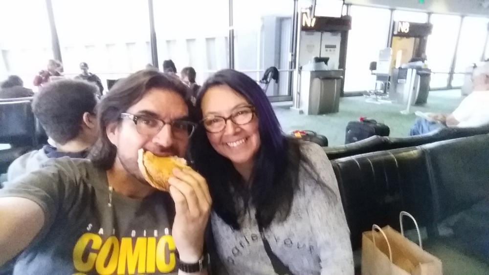 San Diego Comic Con here we come!